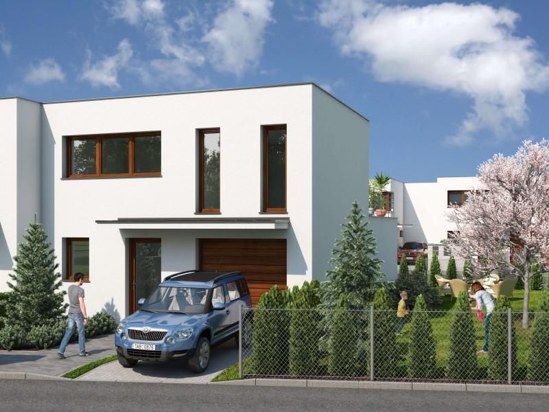Developerske projekty domy